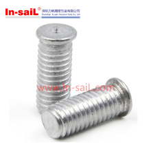 Brass Material Rivet Head Spot Welding Screw